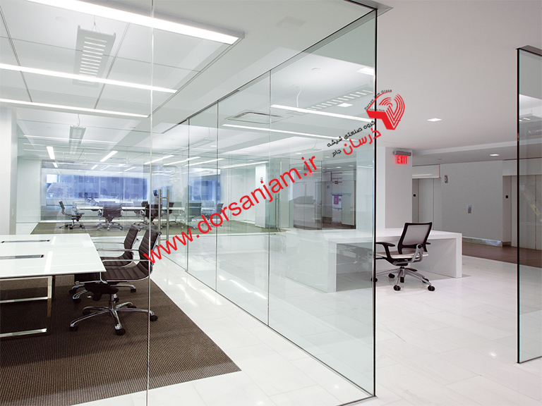 آموزش نصب شیشه سکوریت