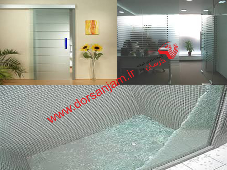 دلیل شکستن شیشه سکوریت
