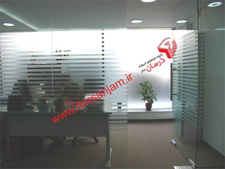 مجری و تولید شیشه سکوریت و شیشه نشکن
