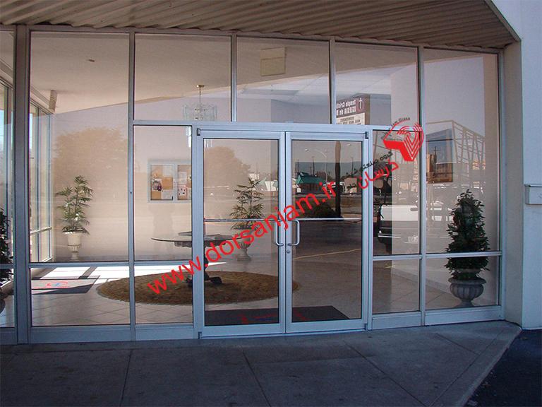 شیشه سکوریت استاندارد